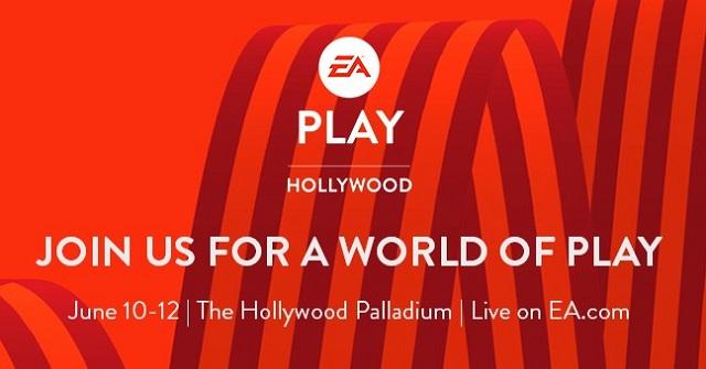 EA PLAY 2017 dates announced