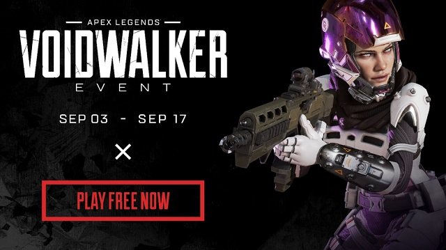 Apex Legends launching Wraith Voidwalker Event in September