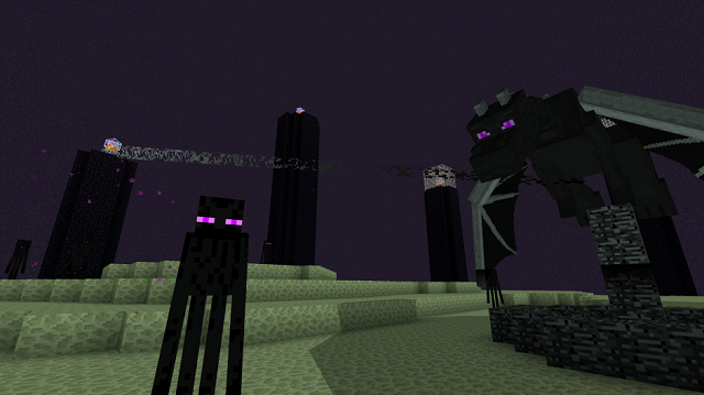 1.0 Ender Update coming to Minecraft Windows and Pocket editions