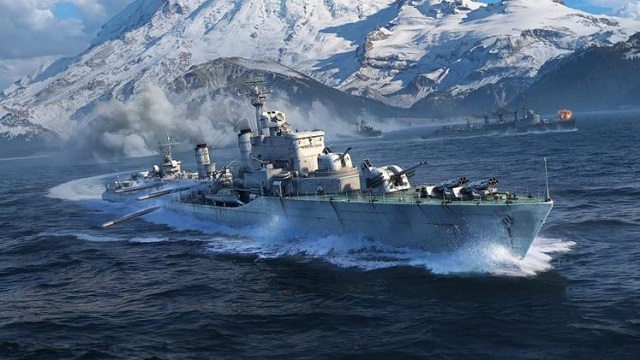 World of Warships unleashes European destroyers