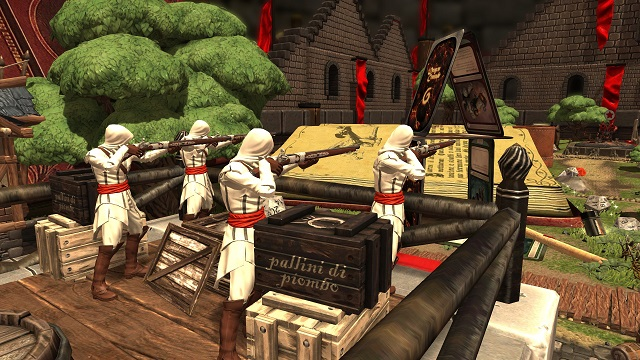 Toy Soldiers: War Chest adds assassins and commanders