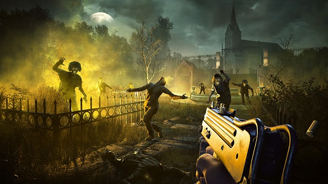 Zombies invade Far Cry 5