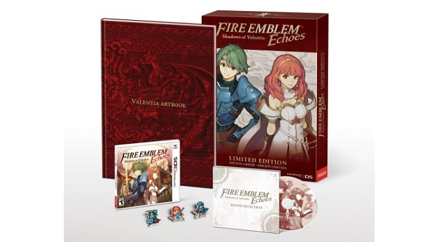 Limited Edition bundle for Fire Emblem Echoes: Shadows of Valentia revealed news image