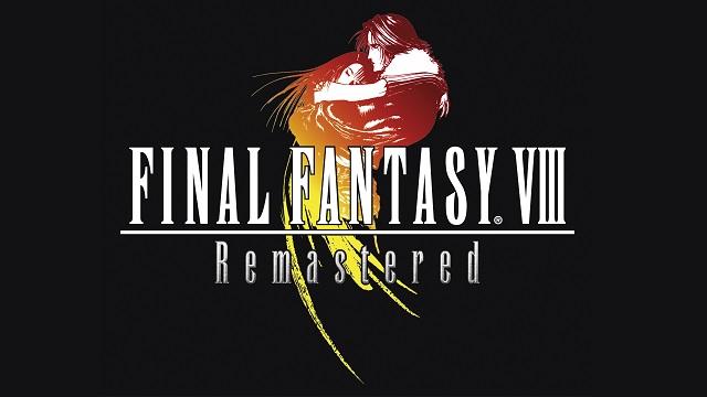 Final Fantasy VIII Remastered released