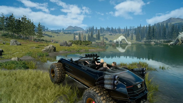 Final Fantasy XV arrives on PC, consoles get Royal Edition