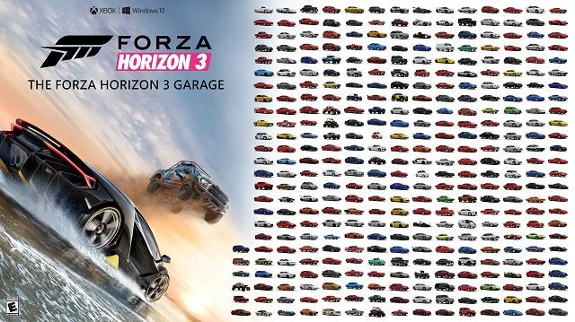 Forza Horizon 3 goes gold and unveils Warthog news image