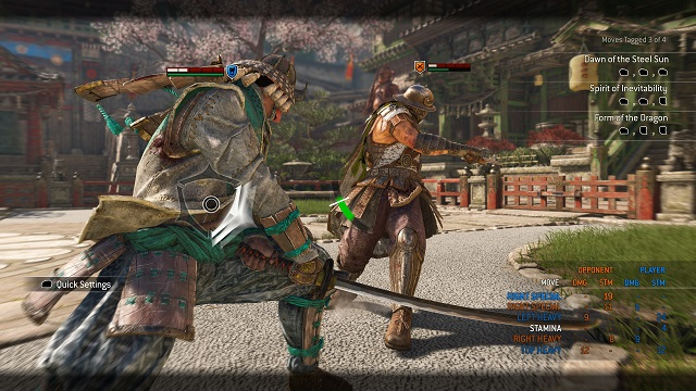 For Honor adding training mode