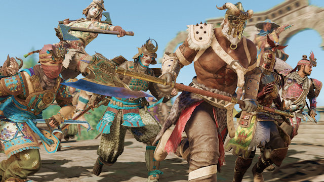For Honor to support next-gen consoles
