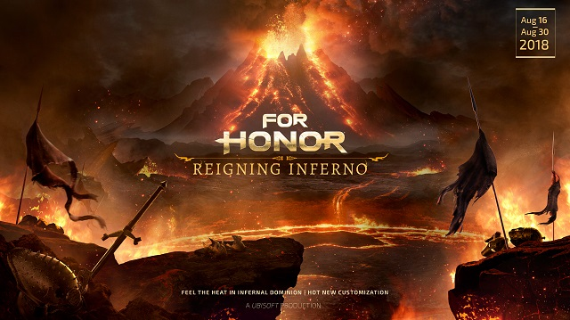 Reigning Inferno raining down on For Honor
