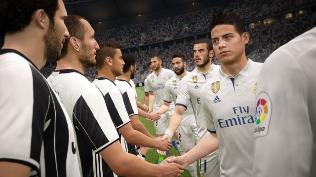 FIFA 17 is free for all for five days on Xbox One