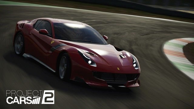 Project Cars 2 adds more Ferraris to its livery