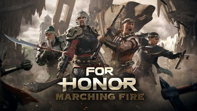 For Honor launches Marching Fire