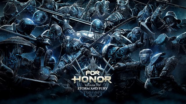 Storm and Fury coming to For Honor in August