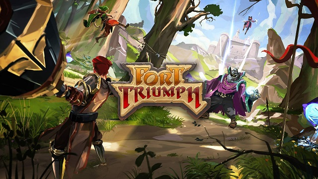 Fort Triumph unleashed on Steam