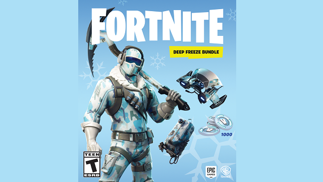 Fortnite getting the deep freeze