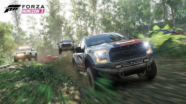 Take Forza Horizon 3 for a test drive