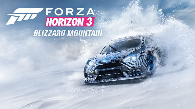Blizzard Mountain