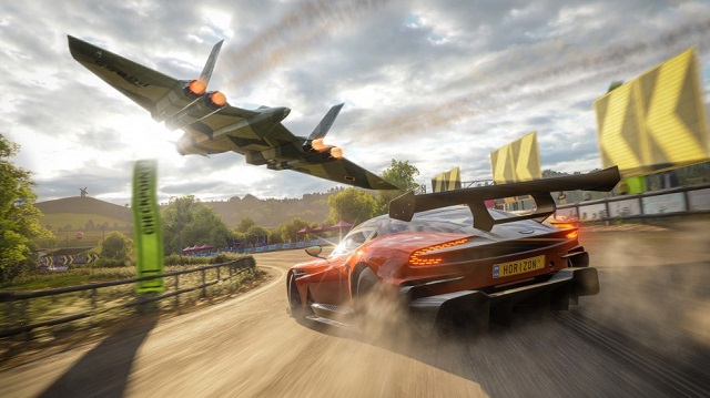 Forza Horizon 4 goes gold, releases demo, announces sweepstakes