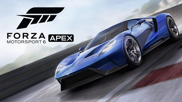 Forza Motorsport 6: Apex launches open beta