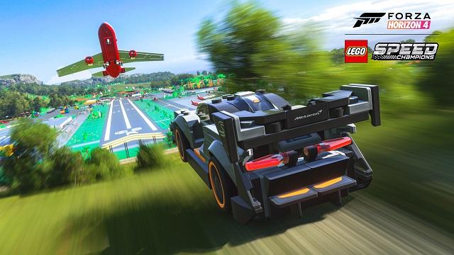 LEGO races onto Forza Horizon 4