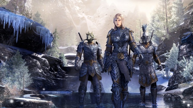 Play The Elder Scrolls Online for free on Xbox One this week