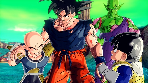 Next Dragon Ball game goes beyond Z to Xenoverse