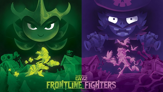 Plants vs. Zombies Garden Warfare 2 sends in the Frontline Fighters news image