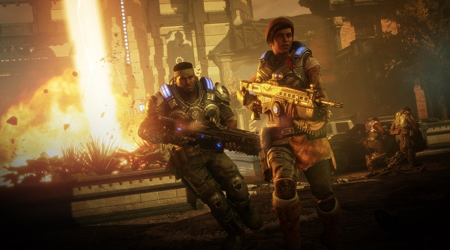 Gears 5 launches Operation 3: Gridiron