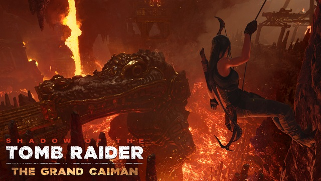The Grand Caiman comes to Shadow of the Tomb Raider