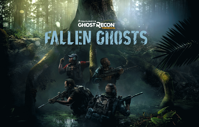 Fallen Ghosts drops this month