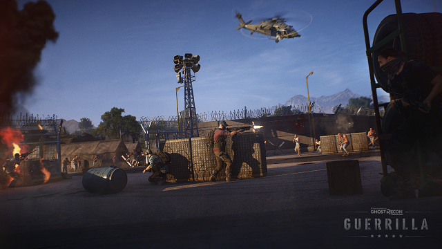 Special Operation 4 announced for Ghost Recon Wildlands