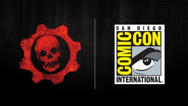 Gears at San Diego Comic-Con