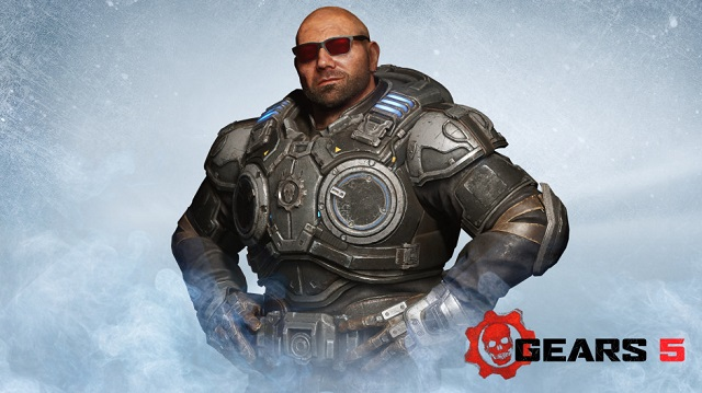 Batista coming to Gears 5