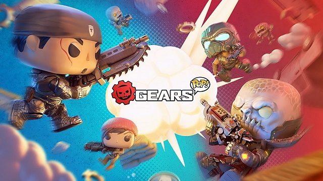 Gears of War 2019 Funko Pop! Collection available this week