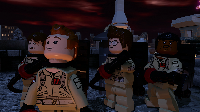 Ghostbusters and more come to LEGO Dimensions