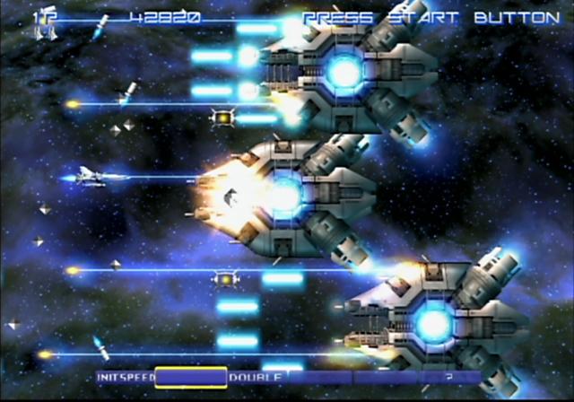 Gradius V shoots onto PS3