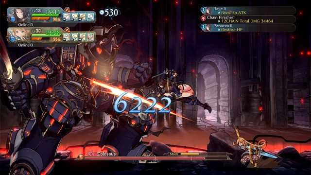 Granblue Fantasy: Versus to include RPG mode