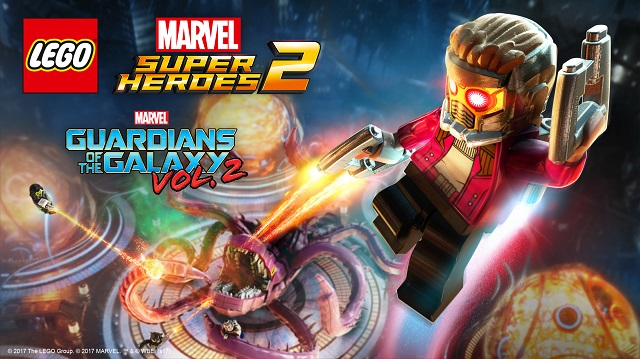 Guardians of the Galaxy DLC available for LEGO Marvel Super Heroes 2