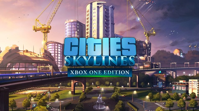 Cities: Skylines breaking ground on Xbox One