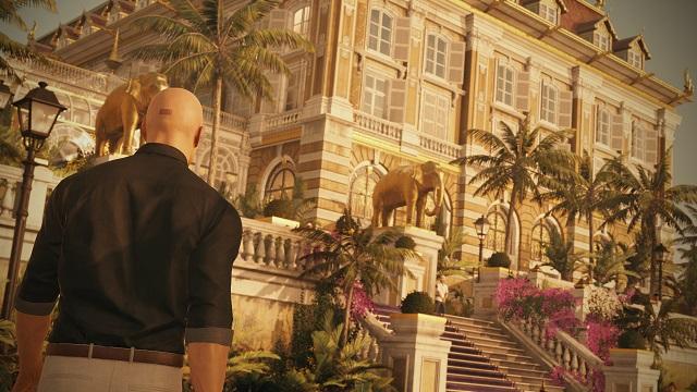 Hitman spending one night in Bangkok