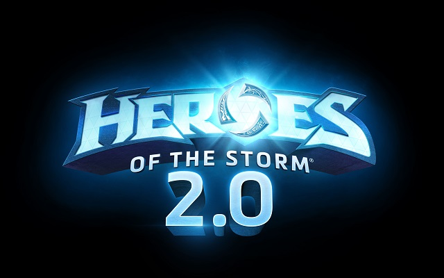 Heroes of the Storm 2.0 arrives in April