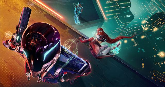 Ubisoft announces new battle royale shooter