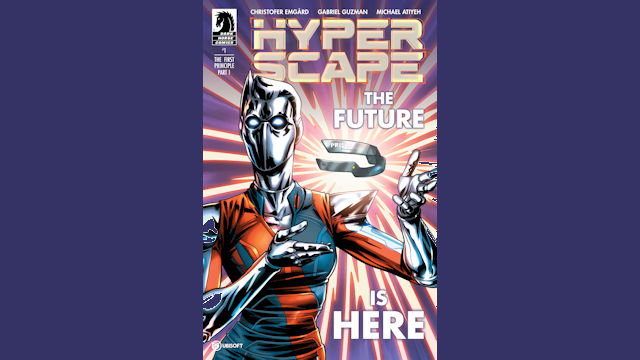 Hyper Scape gets a digital comic