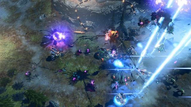 Halo Wars 2 demo deployed