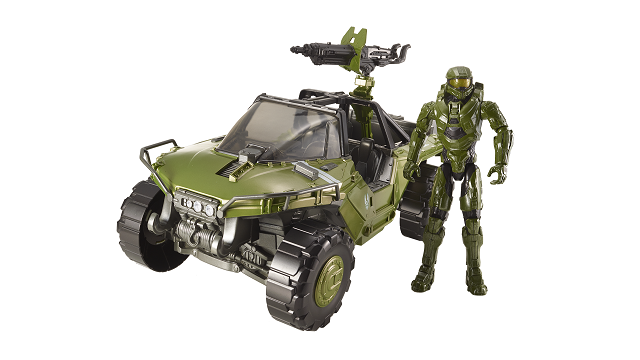 343 Industries reveals new lineup of Halo toys and figures