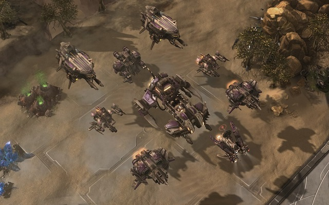 StarCraft II going free-to-play