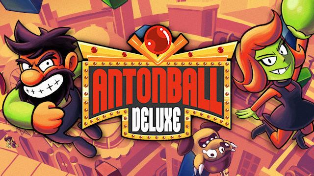 Antonball Deluxe breaking onto Switch
