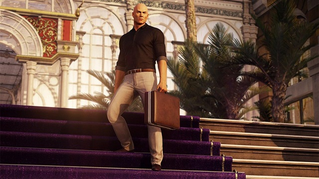 HITMAN 2 takes the contract