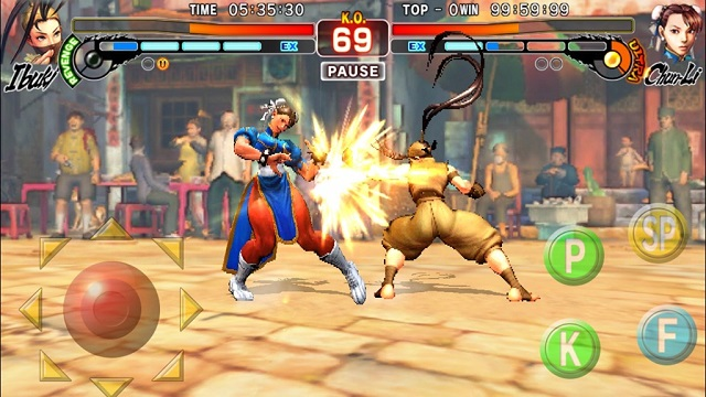 Street Fighter IV: Champion Edition now on Android