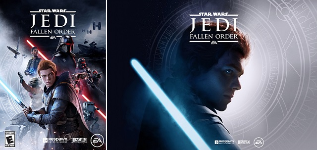 Star Wars Jedi: Fallen Order box art revealed